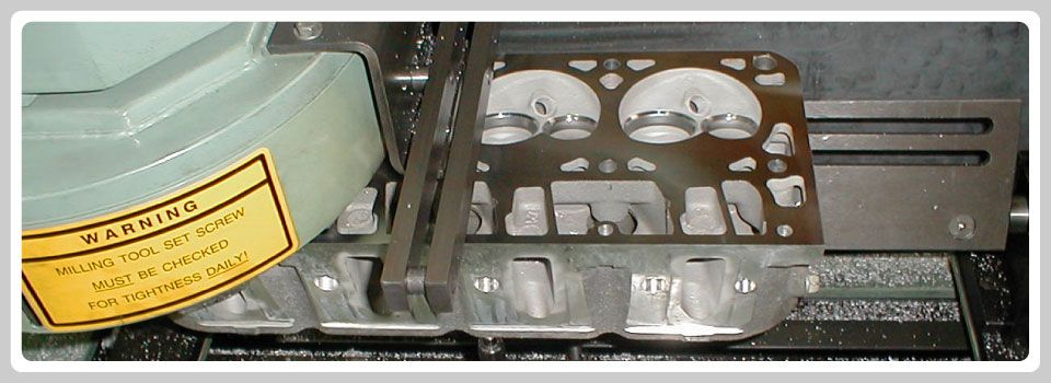 Central Ontario Cylinder Head/ Cylinder Head Resurfacing